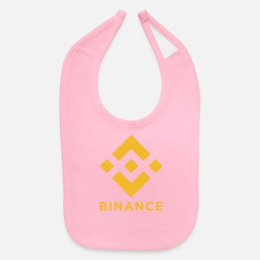 Binance - Baby Bib