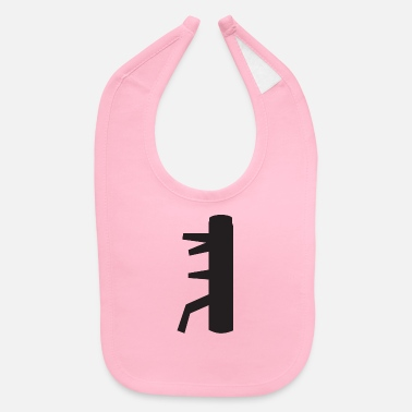 Wing Chun The Secret of the WING CHUN Dummy - Baby Bib