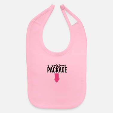 Package Suspicious package - Baby Bib