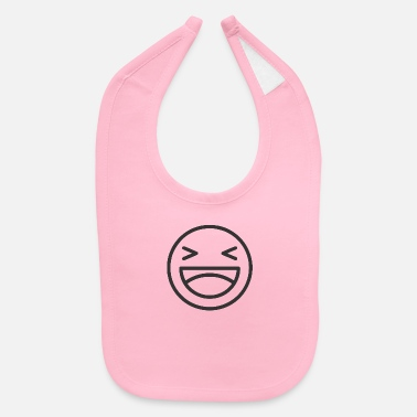 Laugh Laughing - Baby Bib