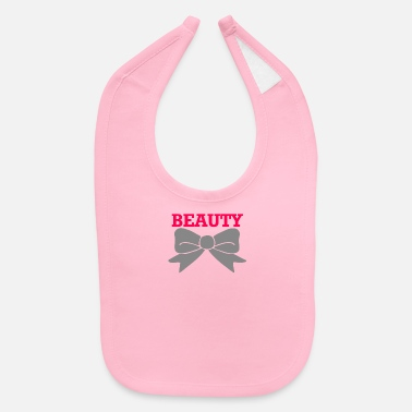 Ribbon Beauty Ribbon - Baby Bib