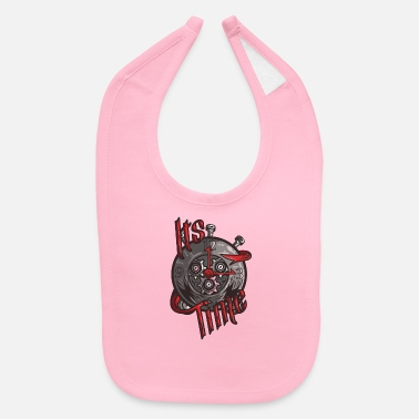 Gear gear - invention gear - shirt - Baby Bib