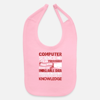 Computer Science Computer Science Shirt - Baby Bib