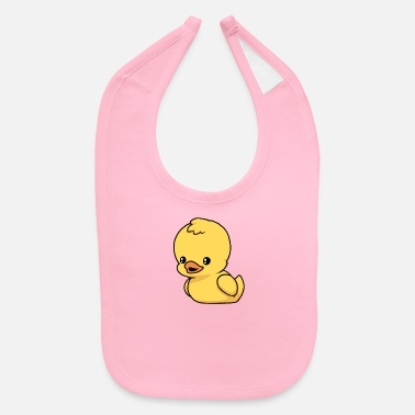 Rubber Duck Little Rubber duck - Baby Bib