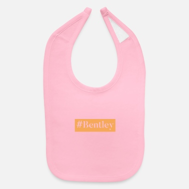 Bentley's Logo - Baby Bib