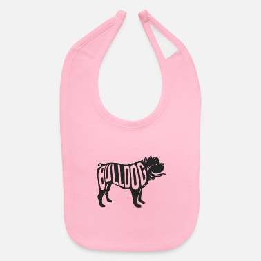 Breed Bulldog Breed - Baby Bib