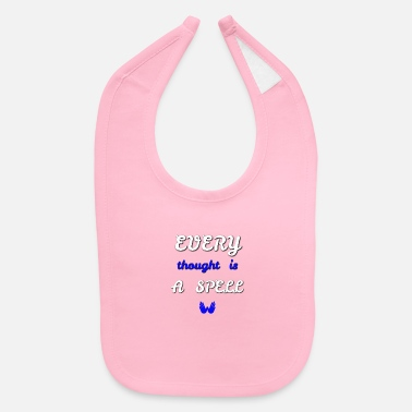 Thought thought - Baby Bib