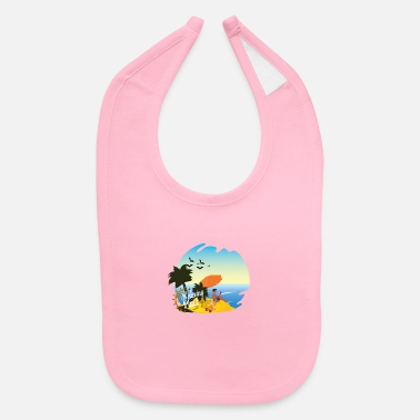 5 Seconds Of Summer relaxing place - Baby Bib