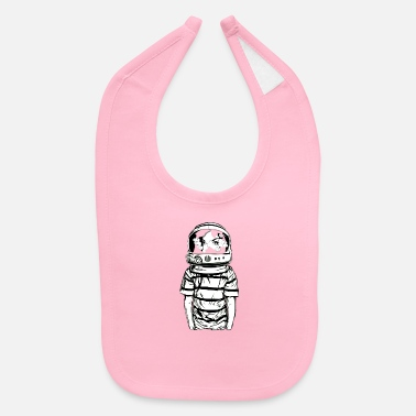 Blowing mind-blowing - Baby Bib