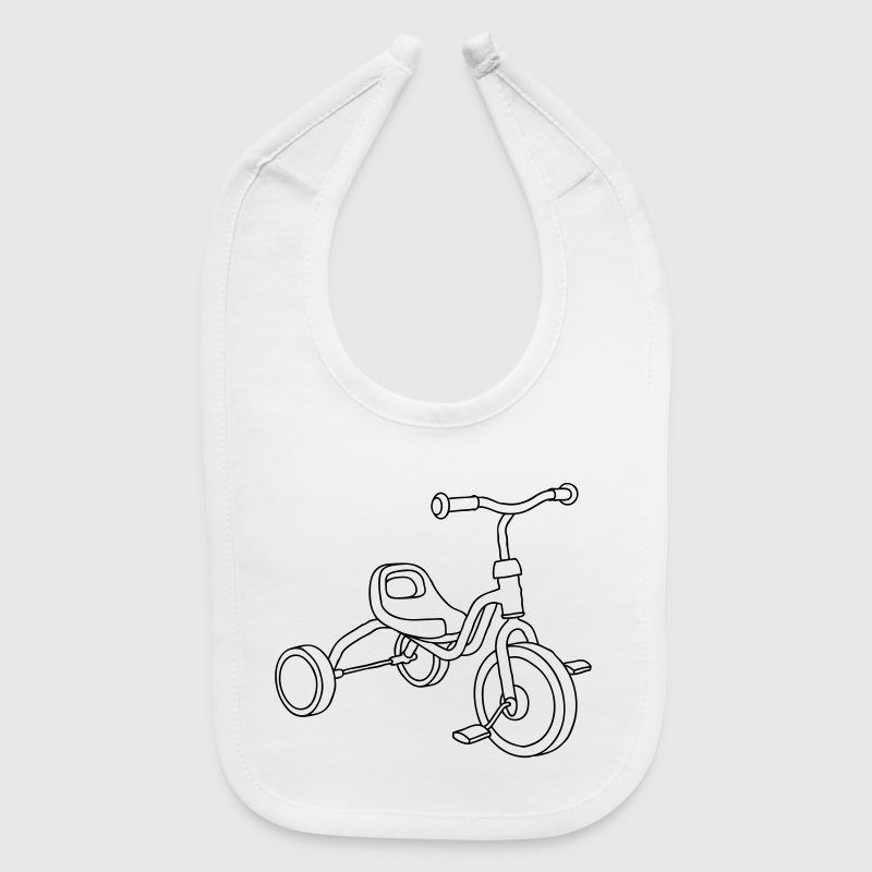 Tricycle - Baby Bib
