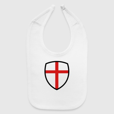 England National Flag Of England - Baby Bib