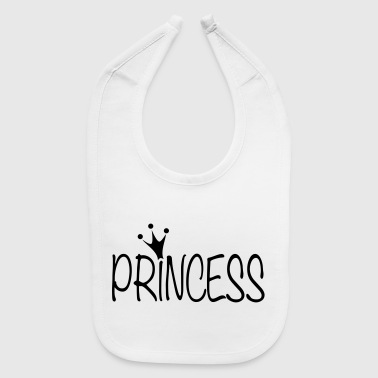Princess - Baby Bib
