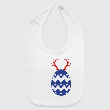 The Hunt Is On Easter - Baby Bib