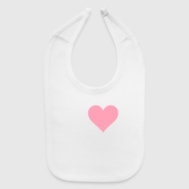 I Love Dad I Love My Dad! - Baby Bib