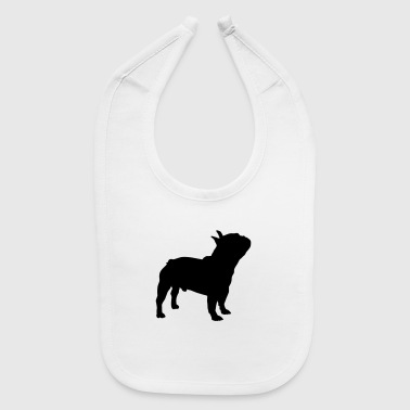 French Bulldog - Baby Bib