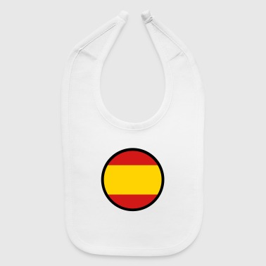 Marked By Spain - Baby Bib