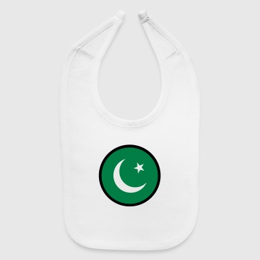 In Sign Of Pakistan - Baby Bib