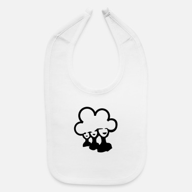 Collections collective thought - Baby Bib