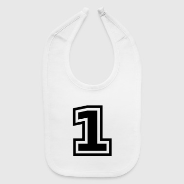 Number One Number One - Baby Bib