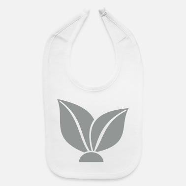 Vegetarian vegan and vegetarian - Baby Bib