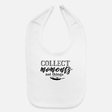 Travel Quotes - Baby Bib
