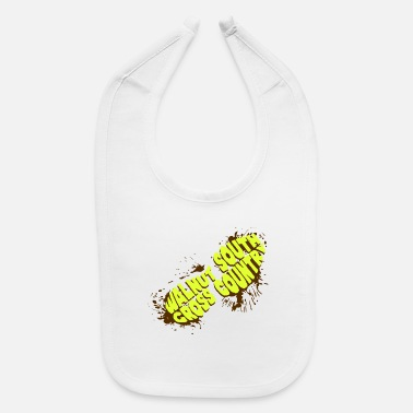 Country Cross Country - Baby Bib