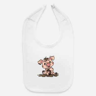 Sow Dirty sow - Baby Bib