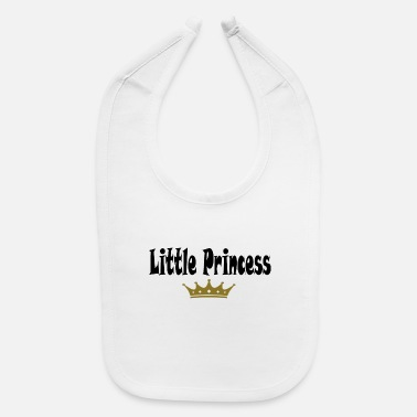 Princess little princess - Baby Bib