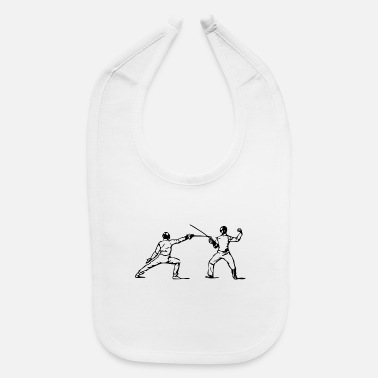Shop Sword Fight Baby Bibs Online