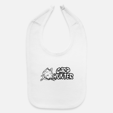 Carp Carp Hunter - Baby Bib
