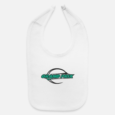Oil motorcycle oil - Baby Bib