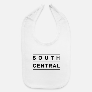 Cali south central - Baby Bib