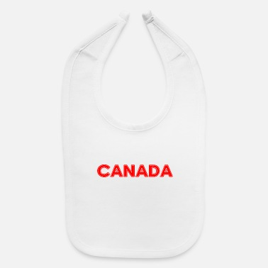 National Colours Canada - Montreal - National Colours - Vancouver - Baby Bib