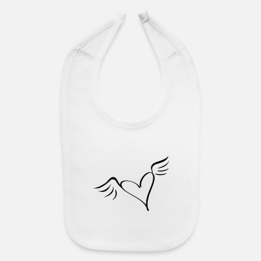 Affeto wings - Baby Bib