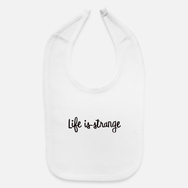 life is strange gift idea - Baby Bib