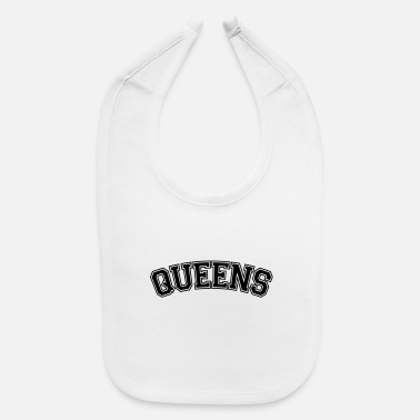 Nyc QUEENS, NYC - Baby Bib