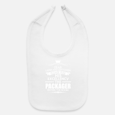 Package PACKAGER - EXCELLENCY - Baby Bib