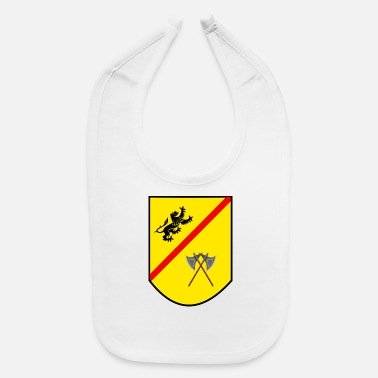 Coat Of Arms Coat of arms - Baby Bib