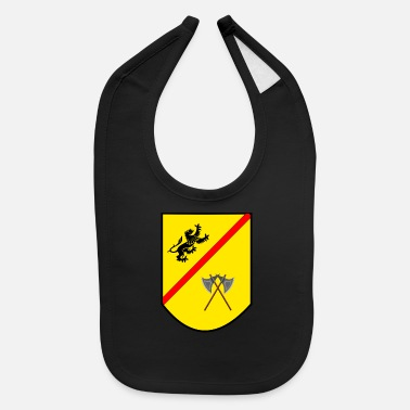 Coat Coat of arms - Baby Bib