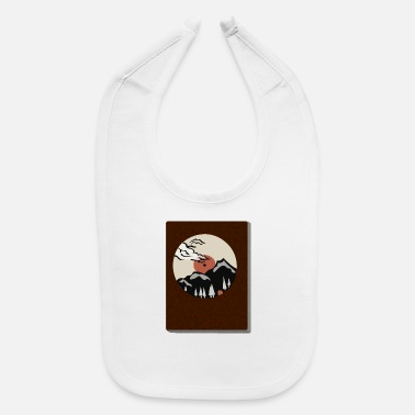 Mp3 DJ Deeply Wild BOOKS - Baby Bib