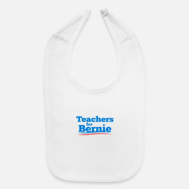 2020 Trending Teachers for Bernie 2020 Trending Shirt - Baby Bib