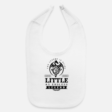 Little LITTLE - Baby Bib