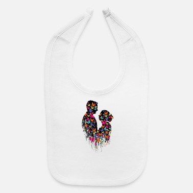 Couples couple - Baby Bib