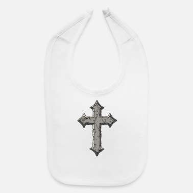 Cross Cross - Baby Bib