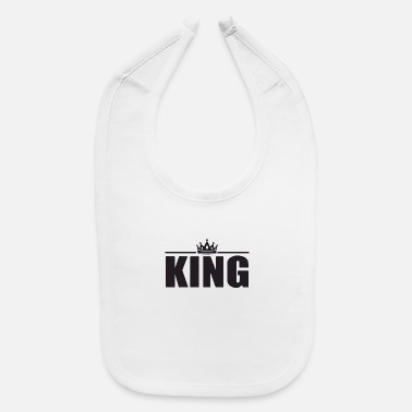 King king of the kings - Baby Bib