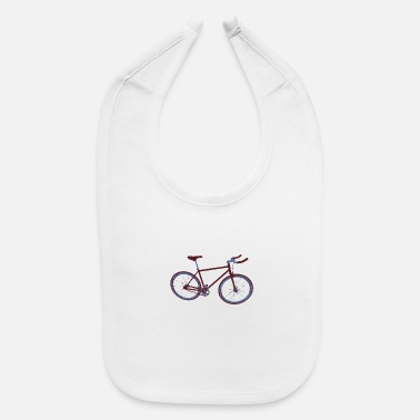 Single Speed BIKE SINGLE SPEED - Baby Bib