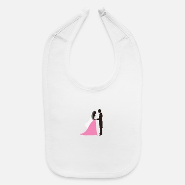 Marry Just Married - Baby Bib