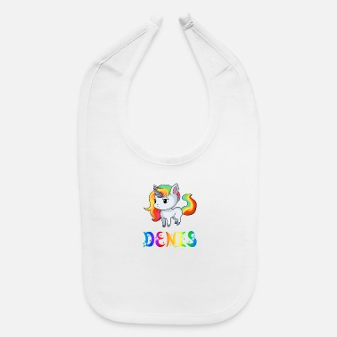 Deny Denis Unicorn - Baby Bib