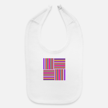Stripes STRIPES - Baby Bib