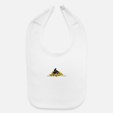 Quad Quad and Adventure - Baby Bib
